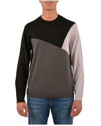 Emporio Armani Sweater - Zwart