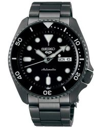Seiko Watch Ur - Srpd65k1 - Zwart
