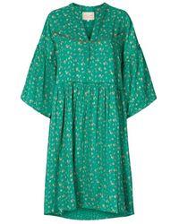 Lolly's Laundry Feline Dress - Groen