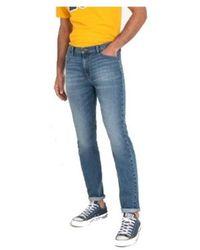 Lee Jeans Rider L701dxsx Trousers - Blauw