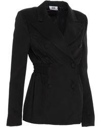 Gcds Coat Negro