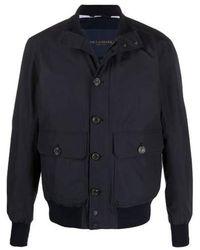 Paul & Shark Sporty blouson jacket - Bleu