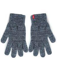 Levi's Gloves Azul