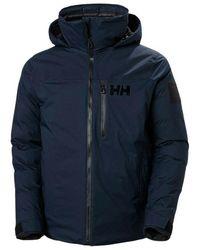 Helly Hansen Jacket Arctic Ocean - Blauw