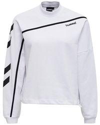 Hummel Crissy Sweater - Wit