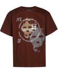MISBHV T-shirt - Marron