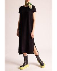 Holzweiler Short-sleeved dress - Noir