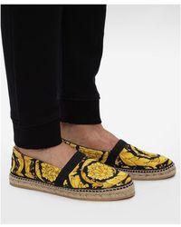 Versace Espadrilles - Gelb