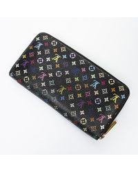 Etro Ltd. Edition Murakami Zippy Wallet - Nero