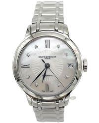 Baume & Mercier Classima Watch - Grau