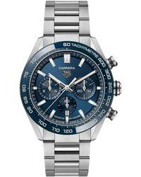 Tag Heuer Carrera Watch - Blauw