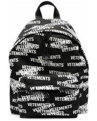 Vetements Bag - Negro