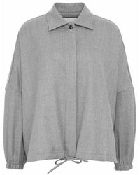 Bagutta Shirt - Grau