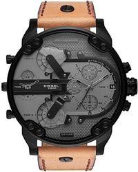 DIESEL Watch UR - Dz7406 - Marrone