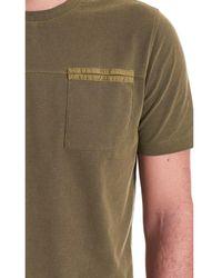 Heritage - T-Shirt Verde - Lyst