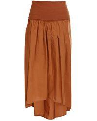 Manila Grace Skirt - Bruin