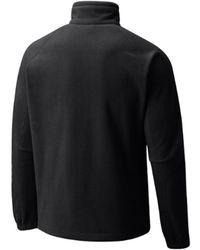 Columbia Fast Trek II Full Zip Fleece 1420421010 - Noir
