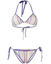 Missoni Bikini - Blauw
