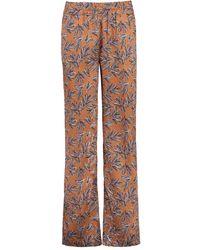 CKS Broek long Viennas trousers - Marron