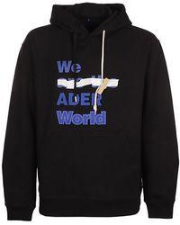 ADER error Sweatshirt - Zwart