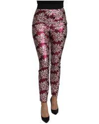 Dolce & Gabbana Pants - Roze