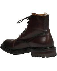 Officine Creative Boots Marrón