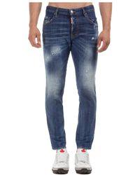 DSquared² - Men's Jeans Denim Skater - Lyst