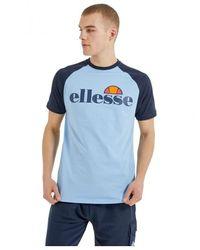 Ellesse Camiseta - Bleu