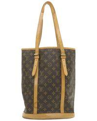 Louis Vuitton Bucket - Marrone