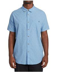 Billabong Camisa - Blauw