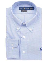 Polo Ralph Lauren Dress Shirt - Blauw