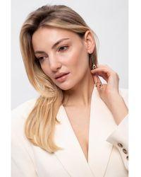 Midgard Paris Face of Midgard earrings - Gelb