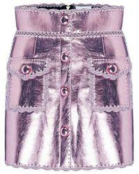 Alice McCALL Cool Cat Skirt Rosa