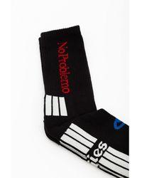 Aries No Problemo Socks - Nero