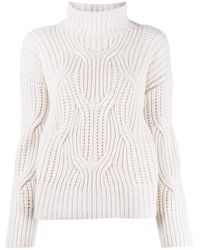 Drumohr Sweater - Wit