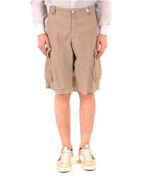Armani Shorts Uo09 10100310S0250 - Natur