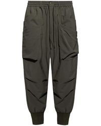 Y-3 Track pants with logo - Vert