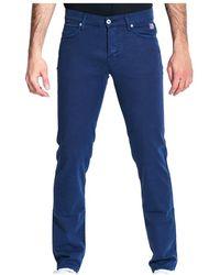 Roy Rogers Trousers - Bleu