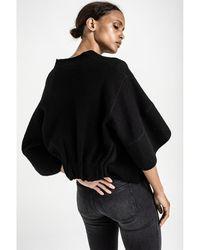 Dagmar Bea Cardigan Jacket - Noir