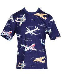 Love Moschino T-shirt - Blauw
