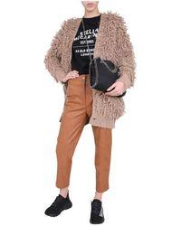 Stella McCartney Knitted Cardigan - Bruin