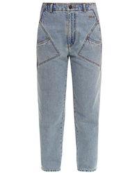Philosophy Di Lorenzo Serafini Jeans 03205730 - Blauw