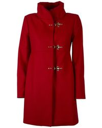 Fay Trench Cappottino - Rouge