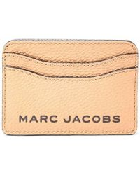 Marc Jacobs The Bold Card Case - Naturel