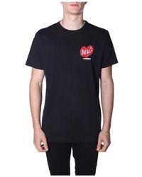 Deus Ex Machina Motorcycles T-shirts And Polos - Zwart