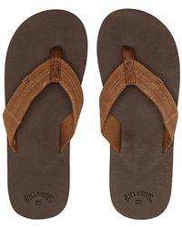 Billabong Sandals - Marron