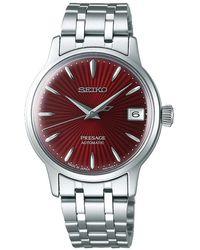 Seiko Watch - Rood