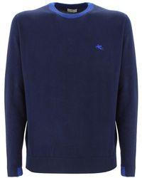 Etro Knitwear - Blauw