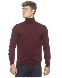 Alpha Studio Sweater - Rouge