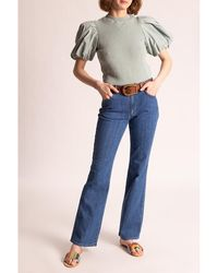See By Chloé Flared jeans Azul